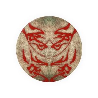 双子兎派(RED) Badges
