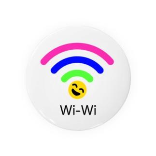 Wi−Wi小物 Badges