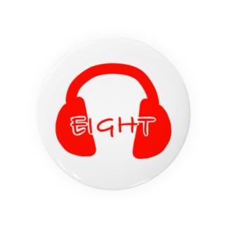 EIGHTヘッドホン Badges