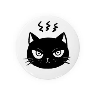 イライラ猫 Badges