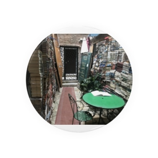 ヴェネツィアの古本屋 Badges