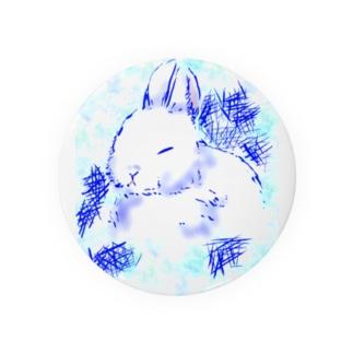 うさぎ~冬バージョン~ Badges