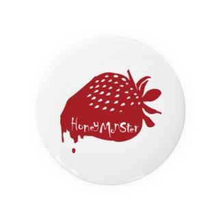 HoneyMonsterロゴ Badges