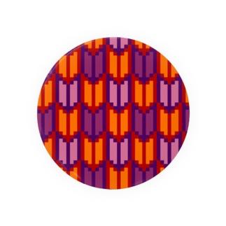 ドット(矢絣) Badges
