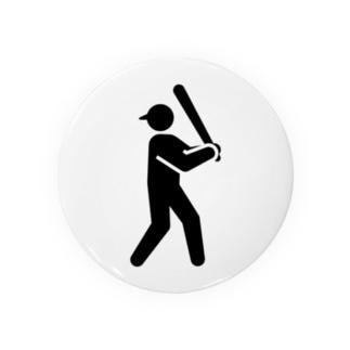 野球 Badges