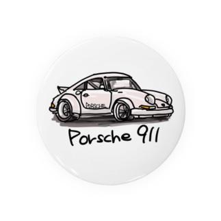 ポルシェ Badges