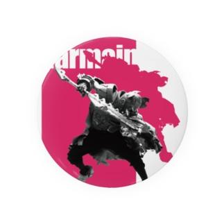 ジャンピングG Badges