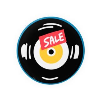 売れ残りレコード Badges