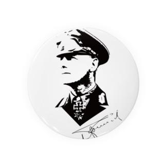 ロンメル元帥 Tin Badge