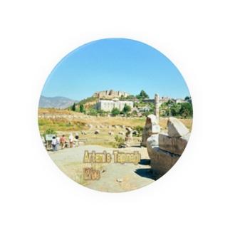 トルコ:アルテミス神殿址 Turkey: The site of the temple of Artemis / Ephesus (Efes/İzmir) Badges