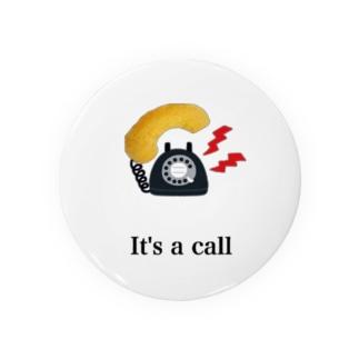 It's a call Badges