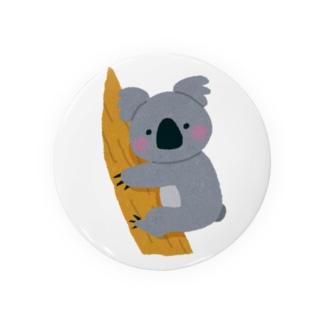 オーストラリアのコアラを助けよう!募金 Badges