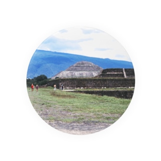 メキシコ:テオティワカン遺跡 Mexico: Teotihuacan Badges