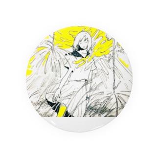 バター革命 Badges