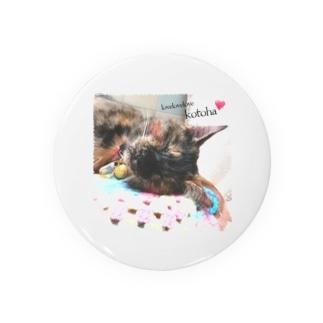 保護猫チャリティ🐾 Badges
