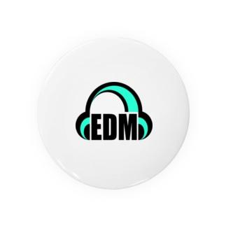 EDMdeごじゃる  Badges