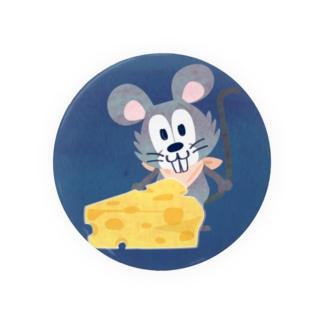 チーズはここに!C Badges