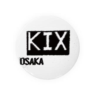KIX Flight  Badges