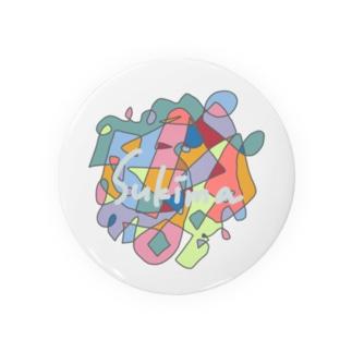 Sikimaカラフル Badges