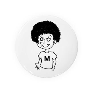 村上さん Badges