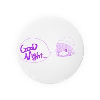 おやすみ量産型ちゃん Badge