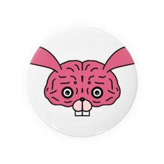 脳みそウサギ Badges