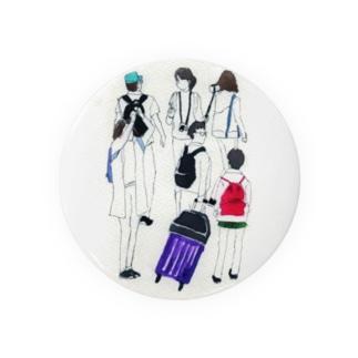 旅人 Badges
