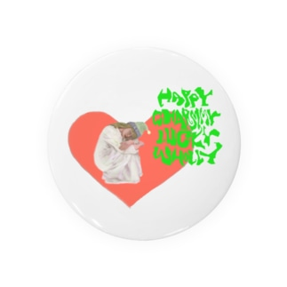 happy charmmy lucky wholly ガーリーおんなのこ Badges