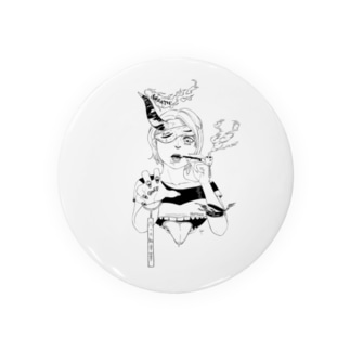 八つの枢要罪(モノクロ) Badges