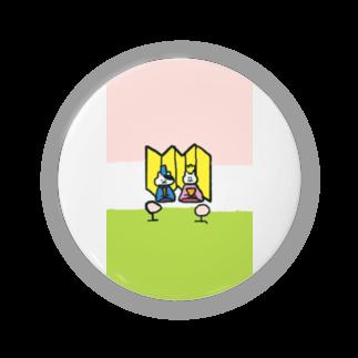 n_shhhinのひなまつりにーの Badges