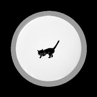 kuro_kr00のクロネコのクロちゃん Badges