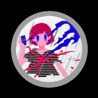 神様のthrob Badges