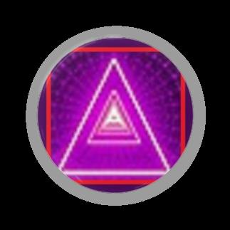 アメリカンベースのパワー デザイン Badges