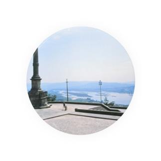 ポルトガル:ヴィアナ・ド・カステロの風景写真 Portugal: Rio Lima / Viana do Castelo Badges