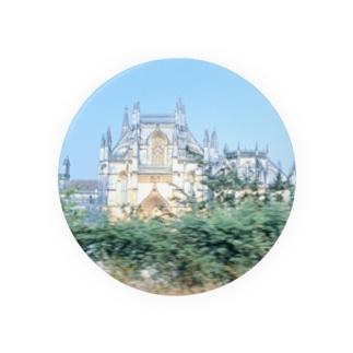 ポルトガル:バターリャ修道院 Portugal: Batalha Monastery Badges