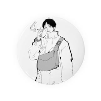 モク Badges