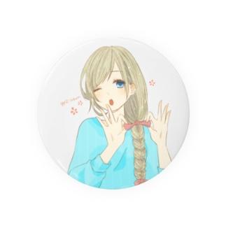 りぼん Badges