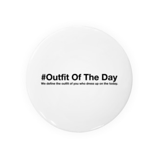 #Outfit Of The Day Badges