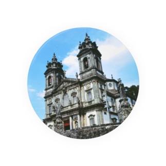 ポルトガル:ブラガのボン・ジェズス・ド・モンテ  Portugal: Santuário do Bom Jesus do Monte Badges