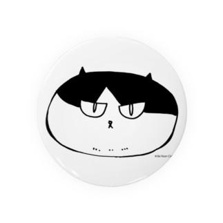 ふしぎ猫 コムちん まんじゅうバージョン Badges