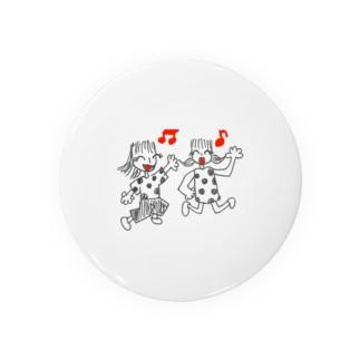 平成女児の絵② Badges