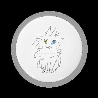 鸚哥館のantiracismニャンコ Badges