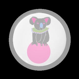 nappinのサーカスコアラちゃん Badges