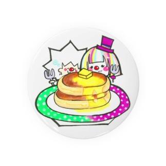 BIGホットケーキ Badges
