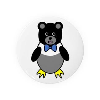 ペンギンくま Badges