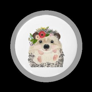 momoko_shopのハリネズミ  Badges