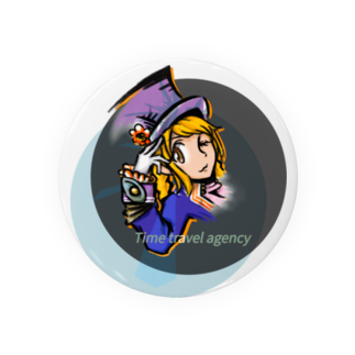 Suerei_syのTime travel agency Badges