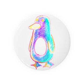 色えんぴつペンギン Badges