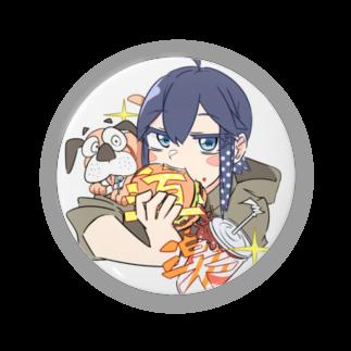 吹寄こうの伽藍堂ちゃん-道楽食- Badges