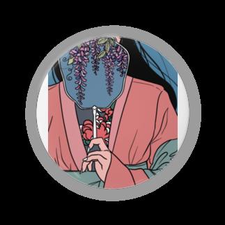 MINiのChina dress Badges